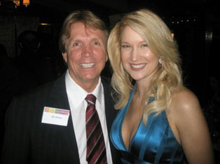 Stefanie Hartman and Ken Foster